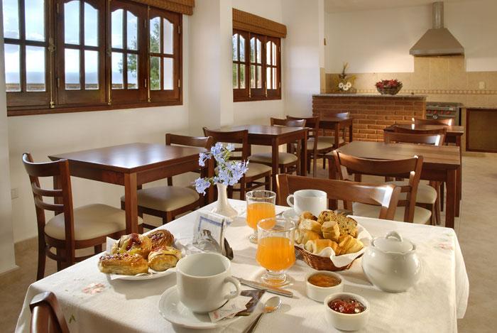 Desayuno (sólo habitaciones)