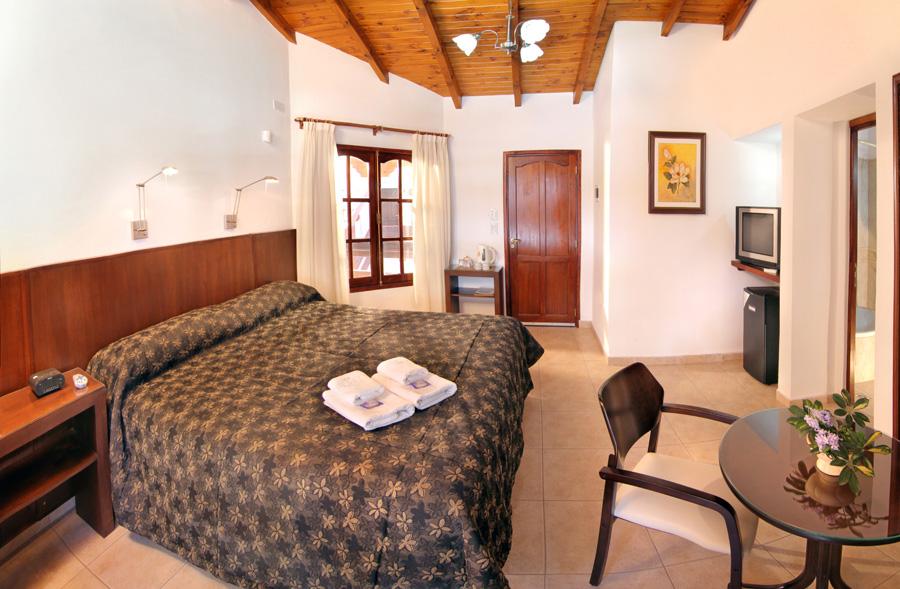 Habitacion hotel Posada Cerro