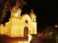 Iglesia antigua de Santa Rosa