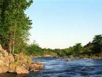 Visto del río
