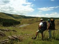 Trekking por las Sierras