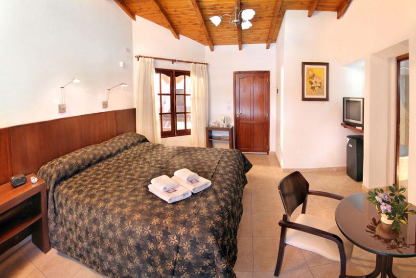 Posada Cerro habitación de hotel